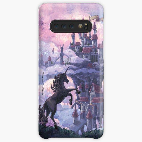 Unicorn Castle Samsung Galaxy Snap Case