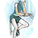 « Watercolor Casual Phos » par Sedeto