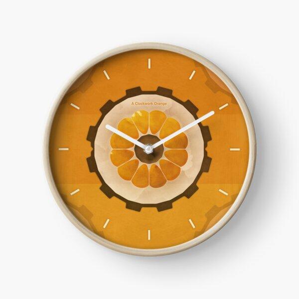 La naranja mecánica de Anthony Burgess: arte literario de ciencia ficción para amantes de los libros Reloj