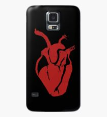 Open Heart Case/Skin for Samsung Galaxy