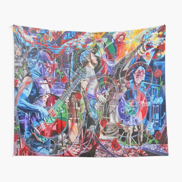 Don't Just Stand There Dreamin' Tapestry