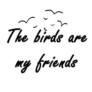 Bird Friendship by SpreadSmiles