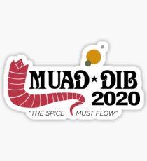 Muad-dib 2020 Sticker