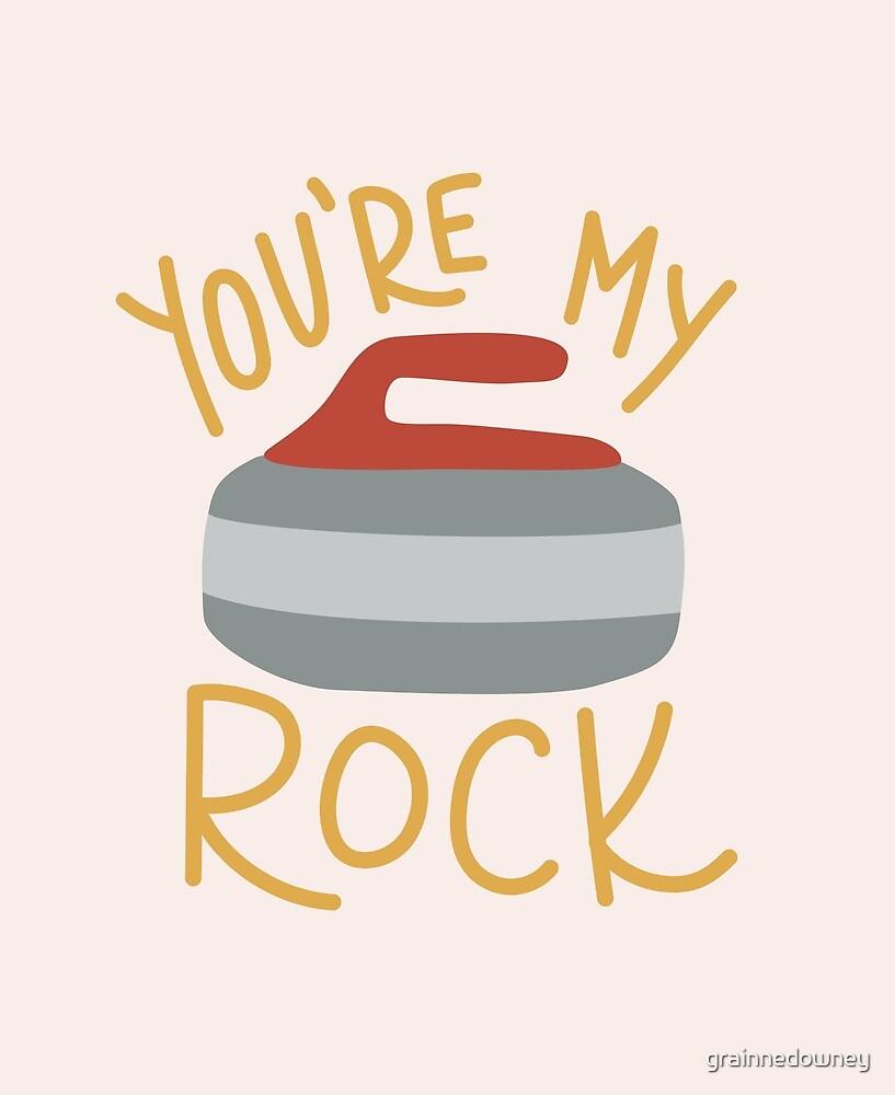 You're My Rock by grainnedowney
