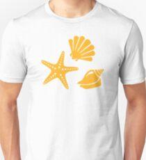 Shells starfish T-Shirt