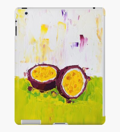 The Fruit and the Passion iPad Case/Skin