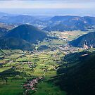 View from Schneeberg by Sekans