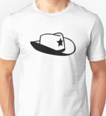 Sheriff hat T-Shirt