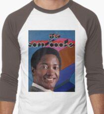 This is Sam Cooke Men's Baseball ¾ T-Shirt