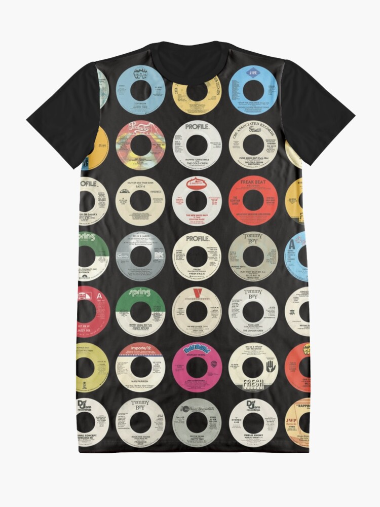 Alternate view of That sweet soul music Graphic T-Shirt Dress