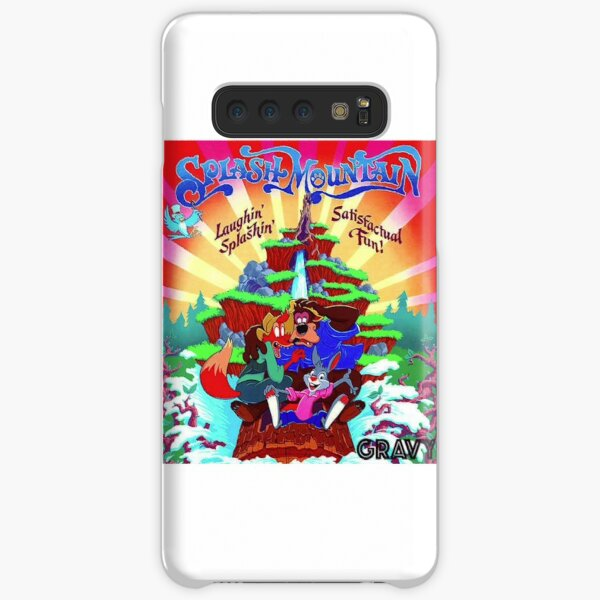 Splash Mountain Samsung Galaxy Snap Case