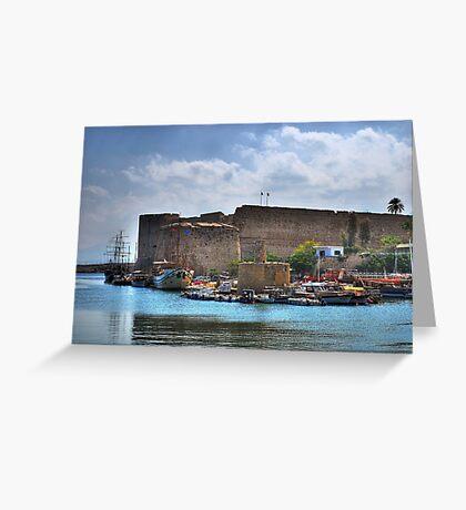 Kyrenia Castle Greeting Card