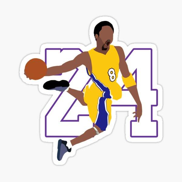 Bean Bryant Sticker