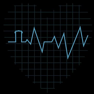 Whovian Heartbeat by Funky-Designs