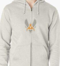 Team Vitality LCS Logo Zipped Hoodie