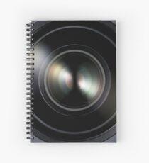 Canon DSLR Camera EOS Lens Spiral Notebook