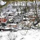 West Malvern in the Snow by LisaRoberts