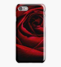 Rose Closeup iPhone Case/Skin