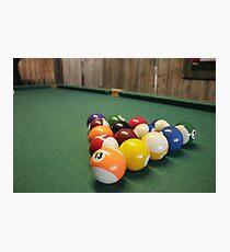 Pool Photographic Print