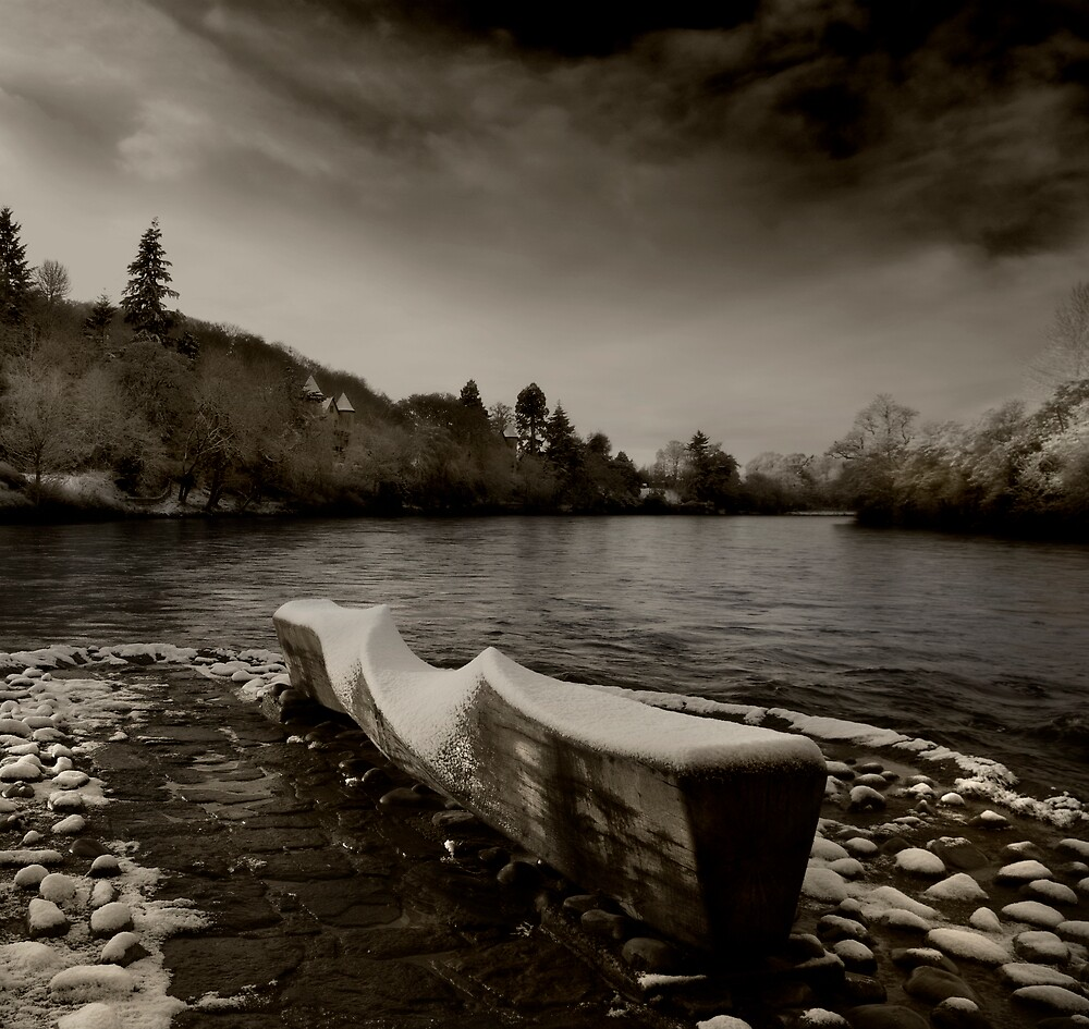 River Ness by Paul Campbell