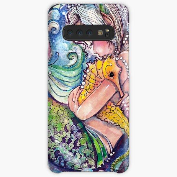 SeaHorse Hugs Samsung Galaxy Snap Case