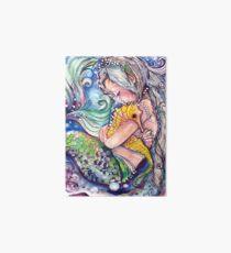 SeaHorse Hugs Art Board