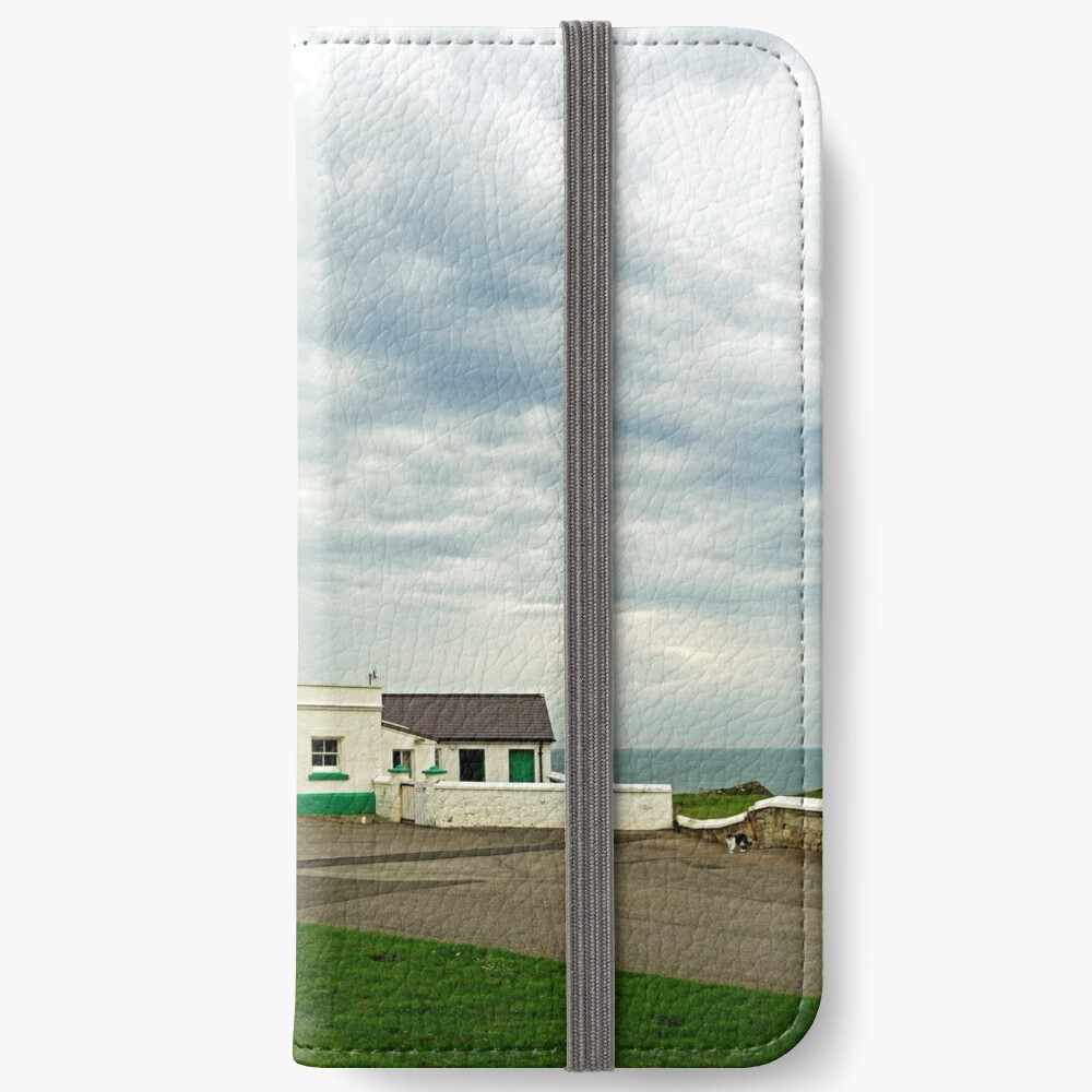 St Catherine's Lighthouse, Isle of Wight iPhone Wallet