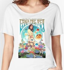 From L.A. To The Moon Women's Relaxed Fit T-Shirt