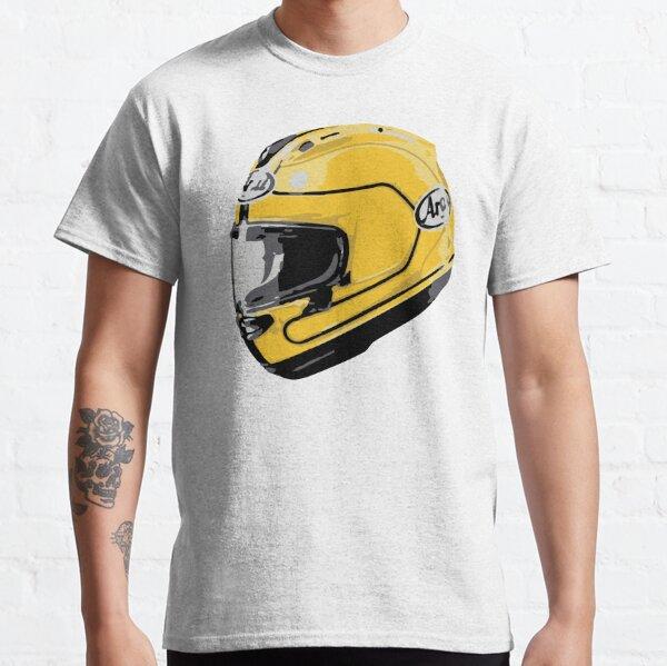 Joey Dunlop helmet T-shirt classique