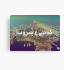 Take me to Beirut Canvas Print