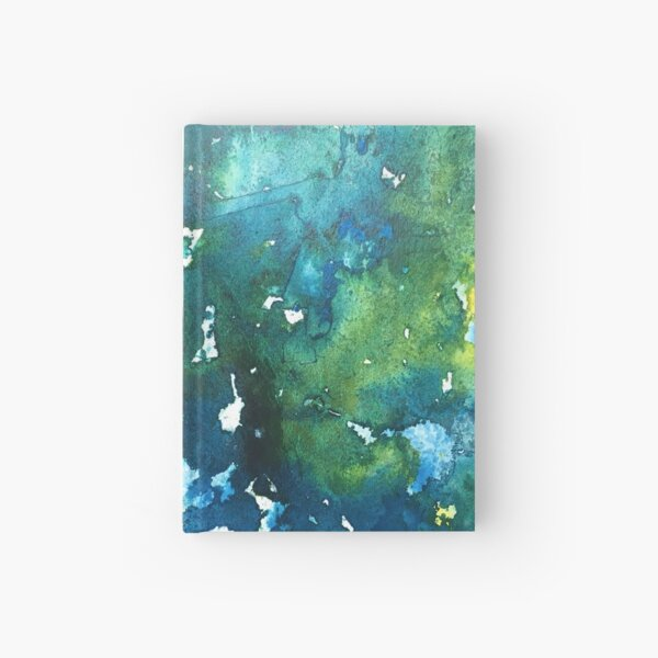 Teal We Meet Again Hardcover Journal