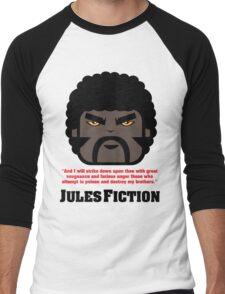 JULES FICTION V1 Men's Baseball ¾ T-Shirt