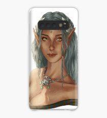 elf girl Case/Skin for Samsung Galaxy