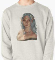elf girl Pullover Sweatshirt