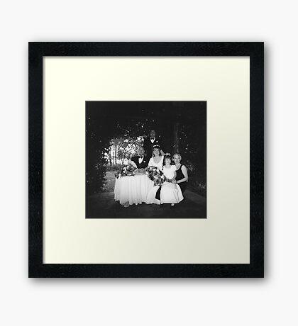 NATALIE (2) Framed Print