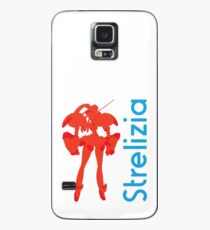 DARLING in the FRANXX: Strelizia Case/Skin for Samsung Galaxy