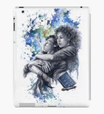Zeit und Raum iPad-Hülle & Klebefolie