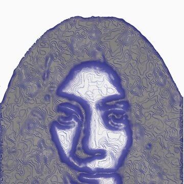 Blue Yoko by kissuquick