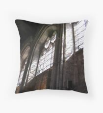 CHESTER CATHEDRAL Throw Pillow