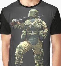 Tachanka Graphic T-Shirt