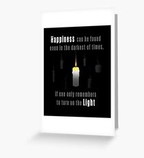 Happiness Greeting Card