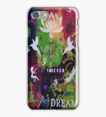 Dream Love Believe iPhone Case/Skin