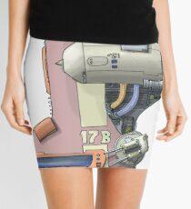 Bongship Mini Skirt