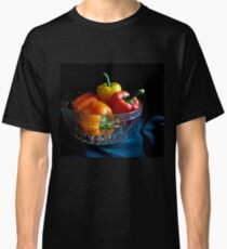 Peppers and Glass Classic T-Shirt
