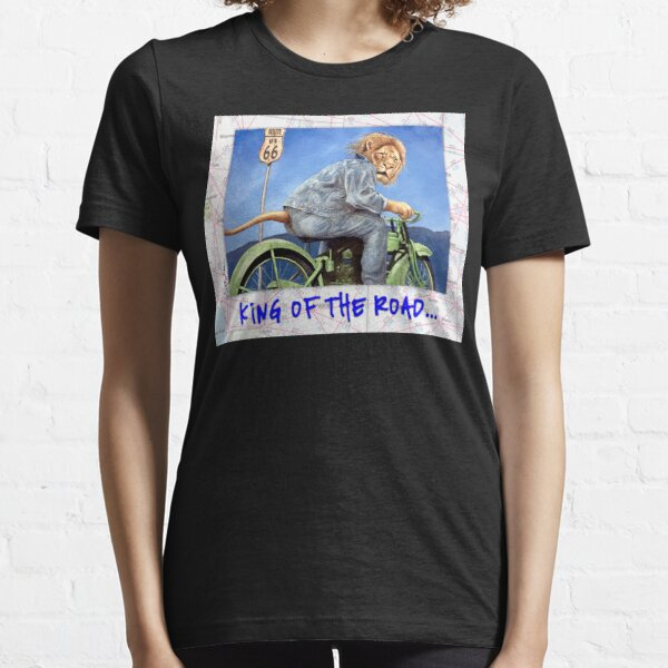 Will Bullas / tee / king of the road... / humor / animals Essential T-Shirt