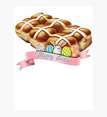Hot Cross Buns Easter Photographic Print