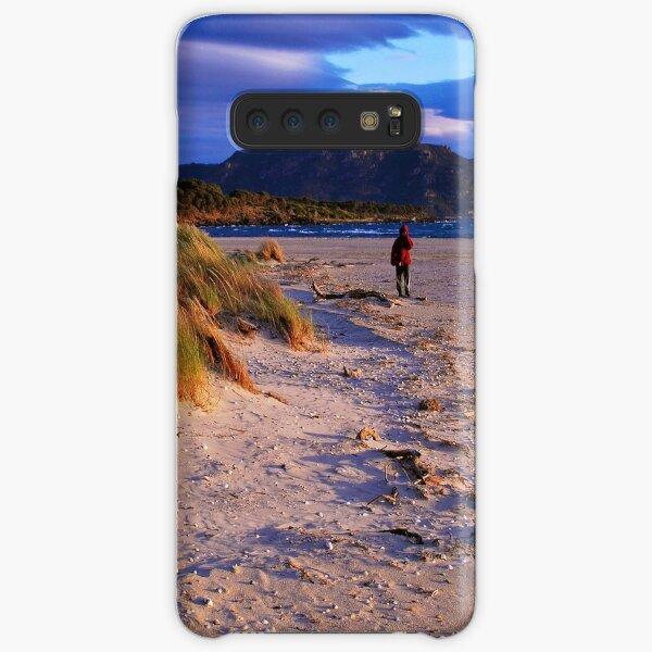 Coles Bay sunset Samsung Galaxy Snap Case