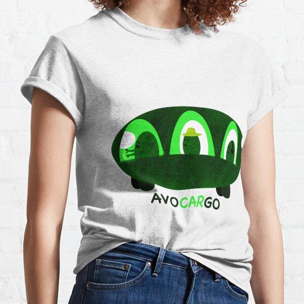 AvaCarDo (Sticker) Classic T-Shirt