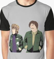 Vince and Howard Graphic T-Shirt