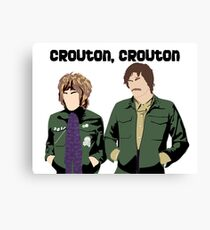 Crouton, Crouton Canvas Print